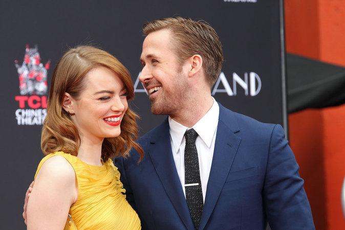 Ryan Gosling officialise avec Emma Stone !