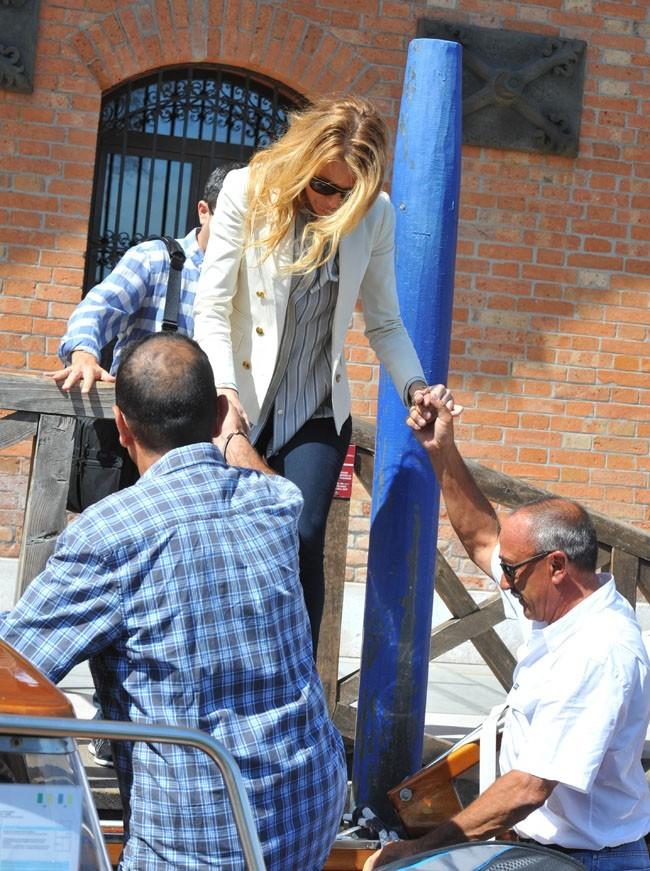 Blake Lively le 2 septembre 2012 à Venise