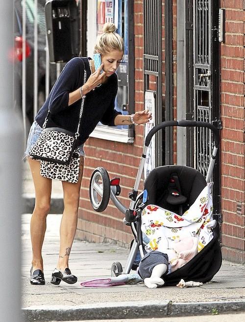 Peaches Geldof : Une maman pas très équilibrée...