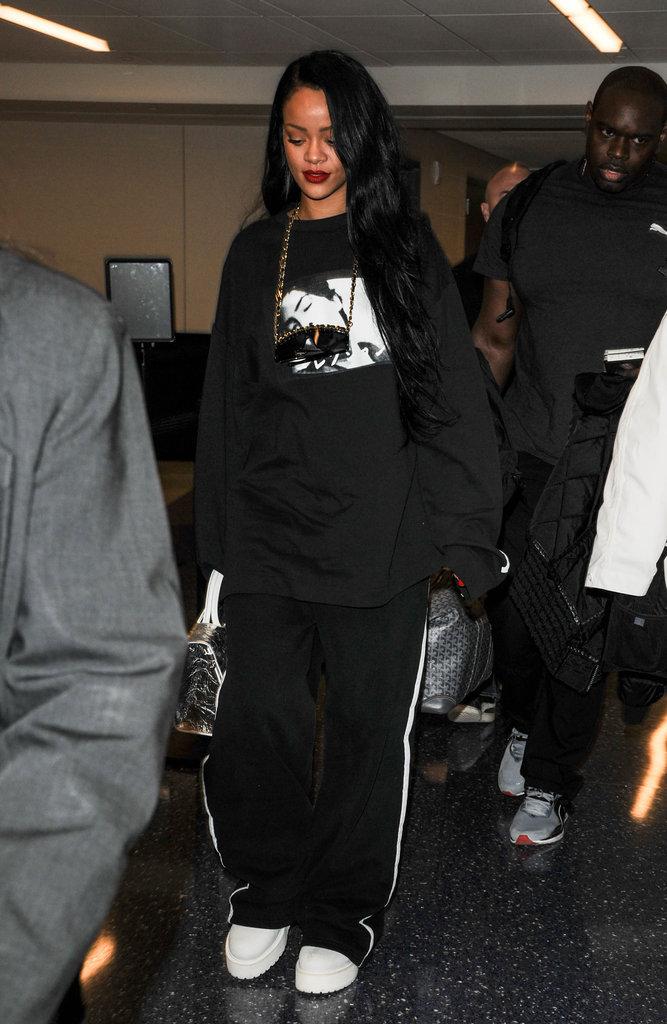 Le jogging comme Rihanna