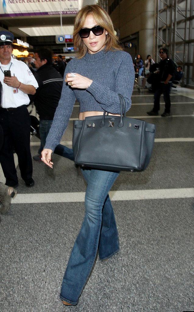 Le sac de luxe comme Jennifer Lopez