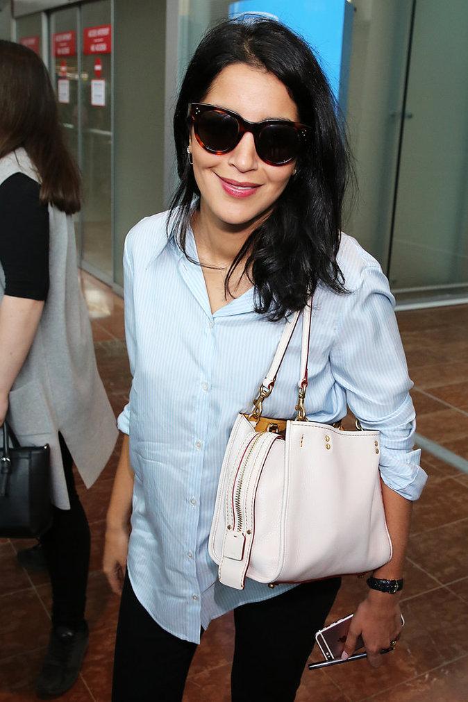 Les lunettes de soleil comme Leila Bekhti
