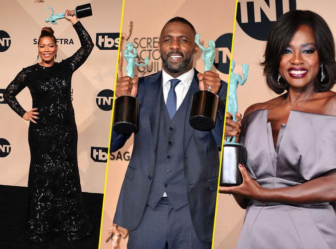 Queen Latifah, Idris Elba et Viola Davis... Le sacre de la diversité !