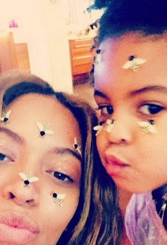 Beyoncé : sa fille est sa Valentine !