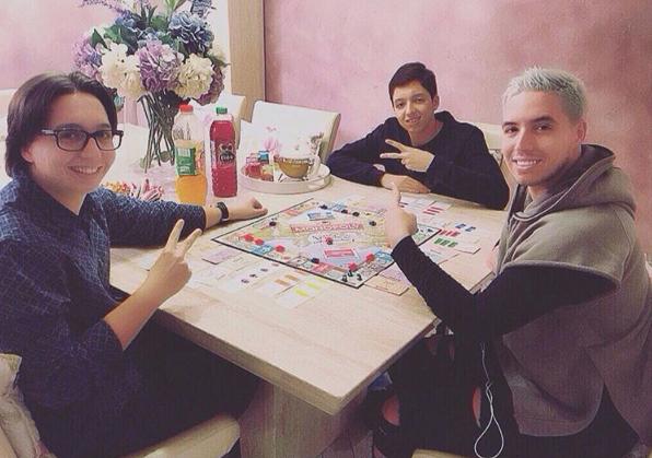 Photos : Samir Nasri vous présente Malik et Walid, ses frères !