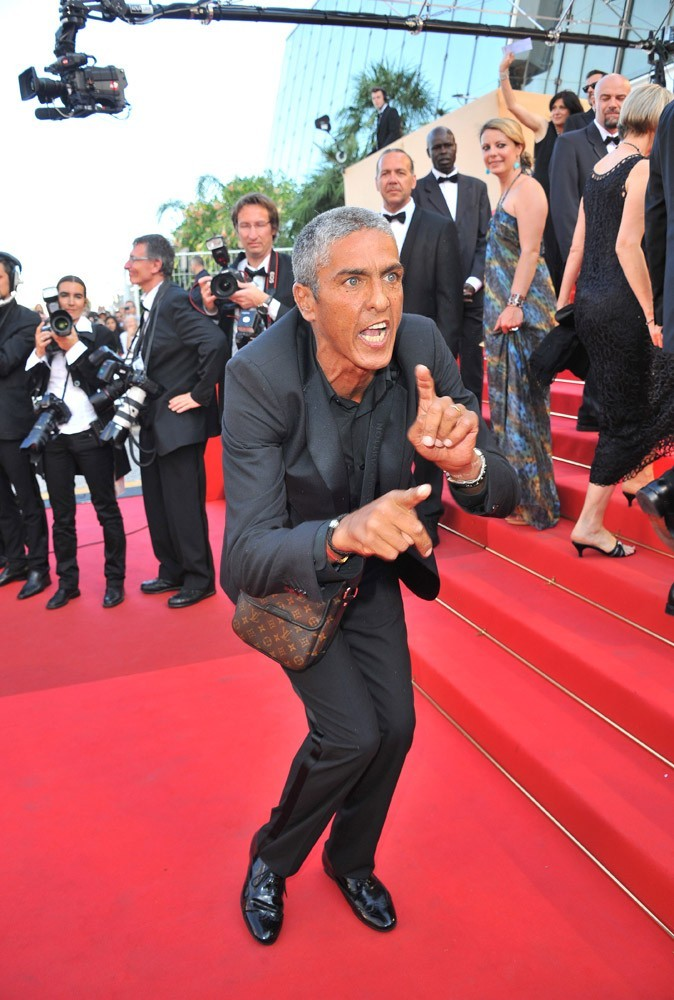 Samy Naceri a eu un comportement déplacé au dernier Festival de Cannes