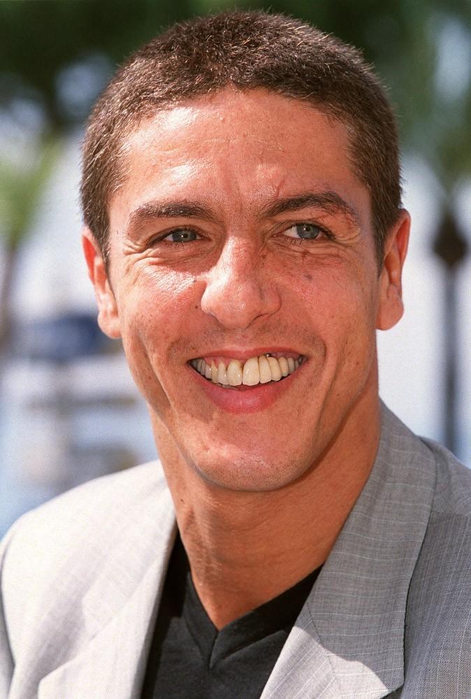 Samy Naceri au Festival de Cannes, en 2001