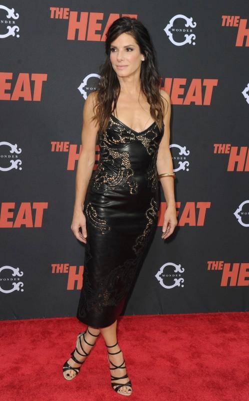 Sandra Bullock le 23 juin 2013 à New York