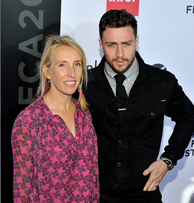 Sam Taylor Johnson et Aaron Taylor Johnson