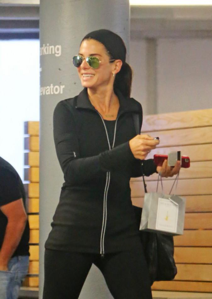 Sandra Bullock : Le passé douteux de son mec remonte à la surface !
