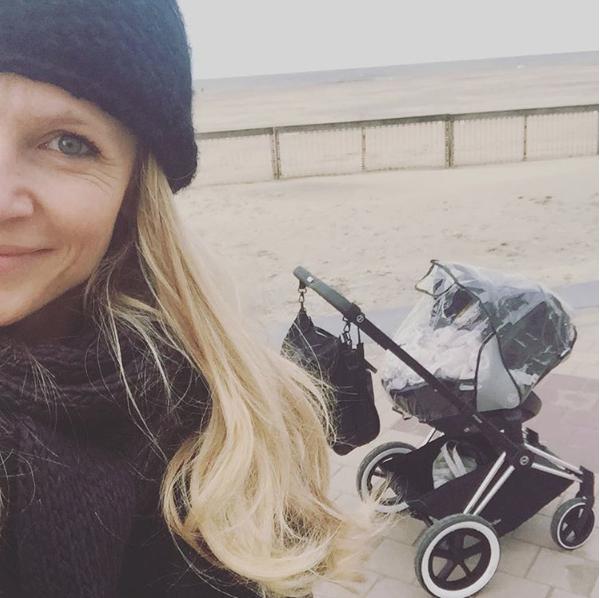 Photos : Sandrine Corman : elle dévoile les premières photos de son little boy !