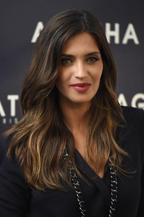 Photos : Sara Carbonero : la girlfriend d'Iker Casillas, atout sexy d'une célèbre marque de bijoux !