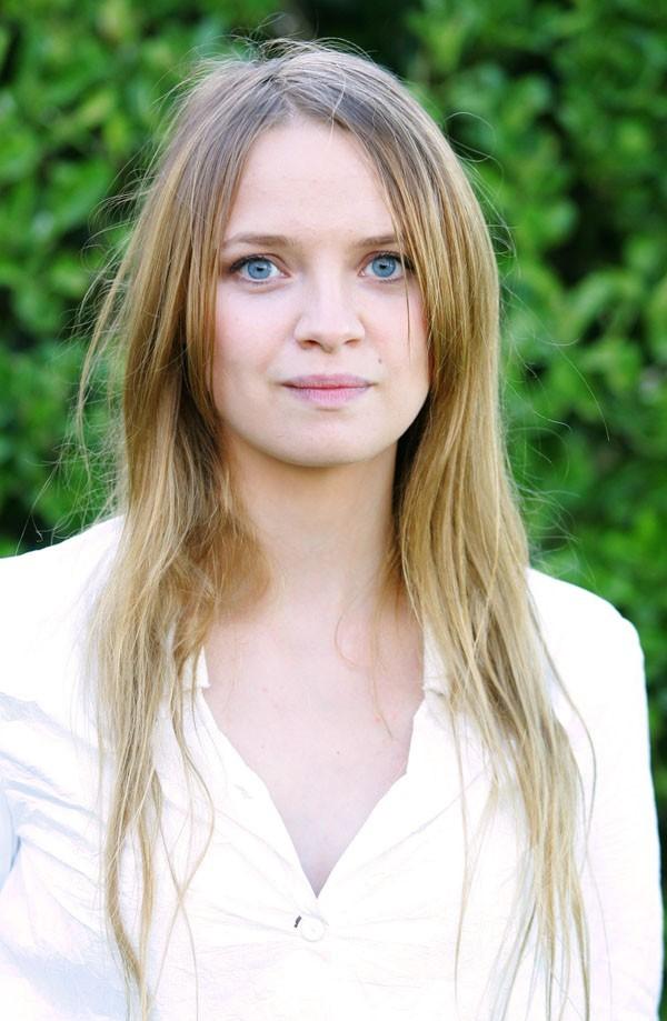 En 2009, de beaux cheveux blonds et longs...