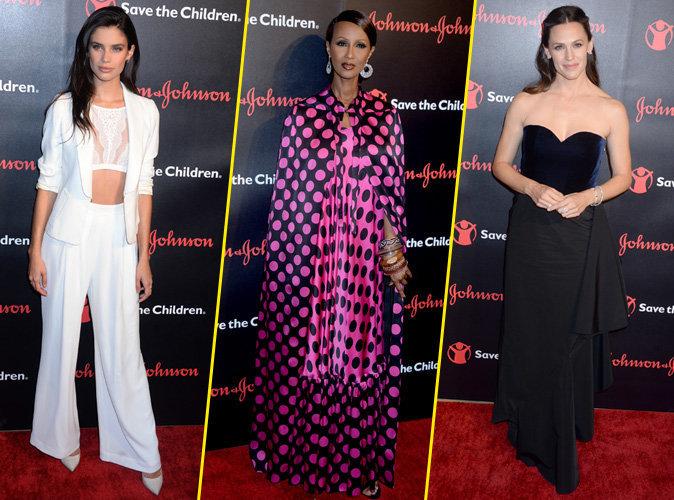 Sara Sampaio, Iman Bowie, Jennifer Garner... Elles se mobilisent pour les enfants