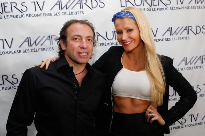 Philippe Candeloro et Tatiana