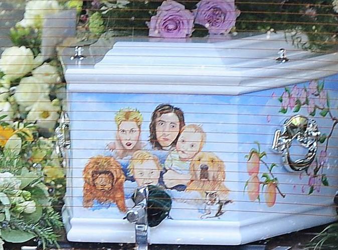 Funérailles de Peaches Geldof à Kent le lundi 21 avril 2014