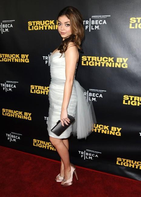 Sarah Hyland le 6 janvier 2013 à Los Angeles