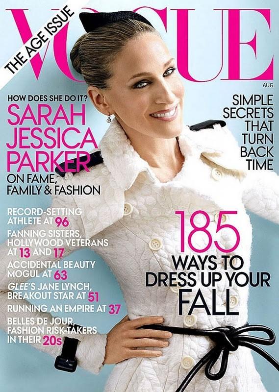 Sarah Jessica Parker a boosté les ventes de Vogue !