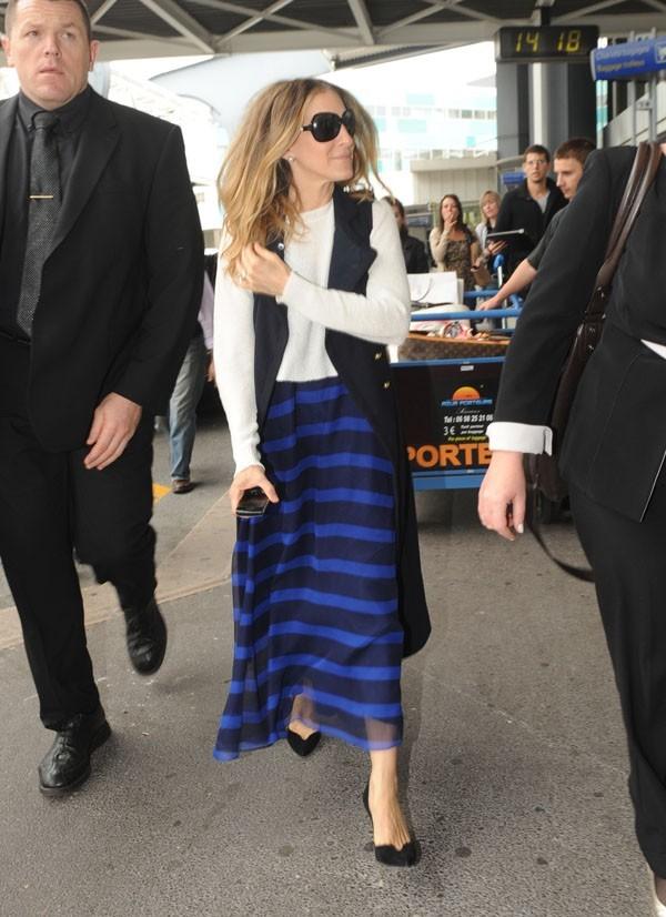 La fashionista s'en va !