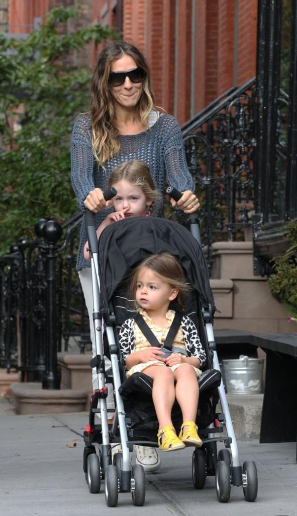 Sarah Jessica Parker le 19 septembre 2012 à New York