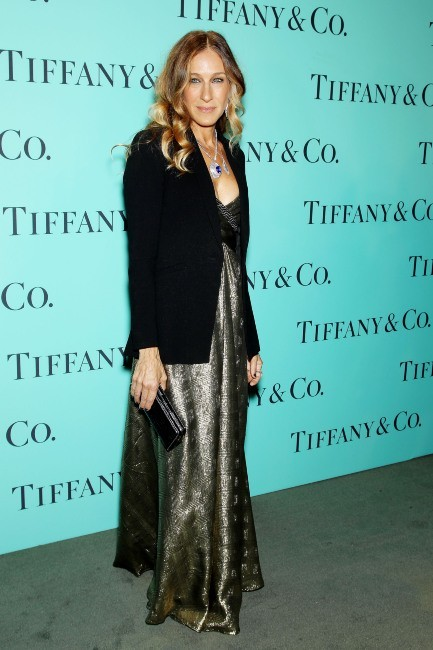 Sarah Jessica Parker lors du gala Tiffany & Co. Blue Book Ball à New York, le 18 avril 2013.