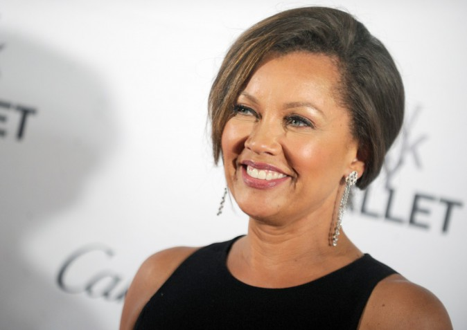 Vanessa Williams le 30 septembre 2015