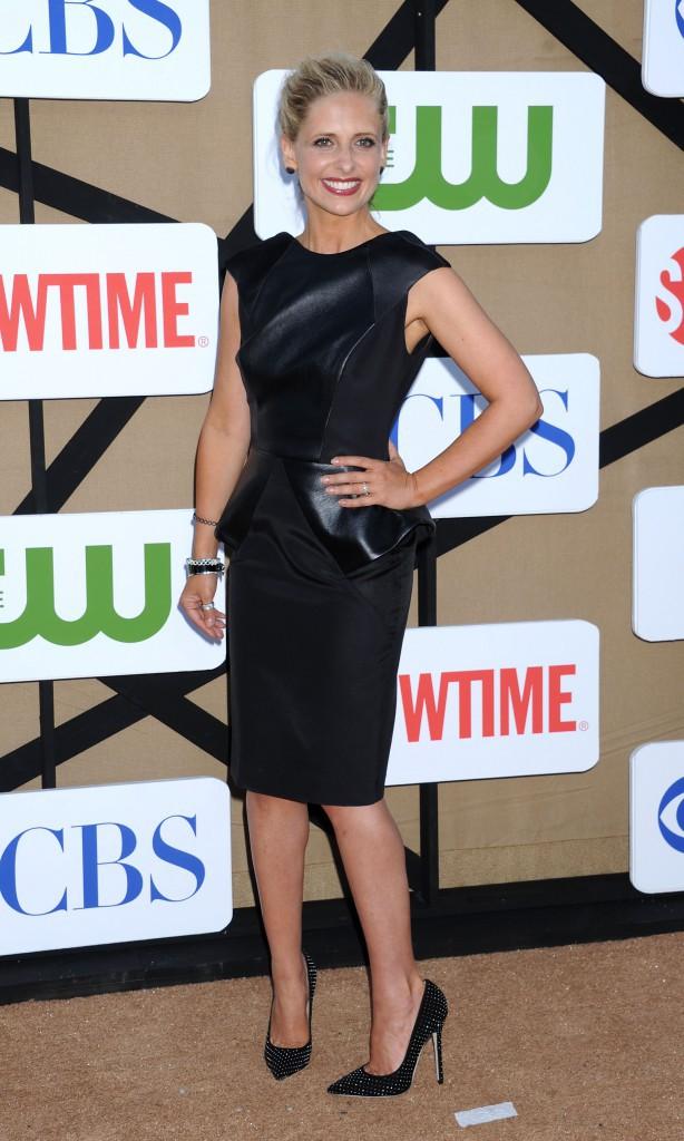 Sarah Michelle Gellar lors de la soirée CW Summer TCA Party 2013 à Beverly Hills, le 29 juillet 2013.