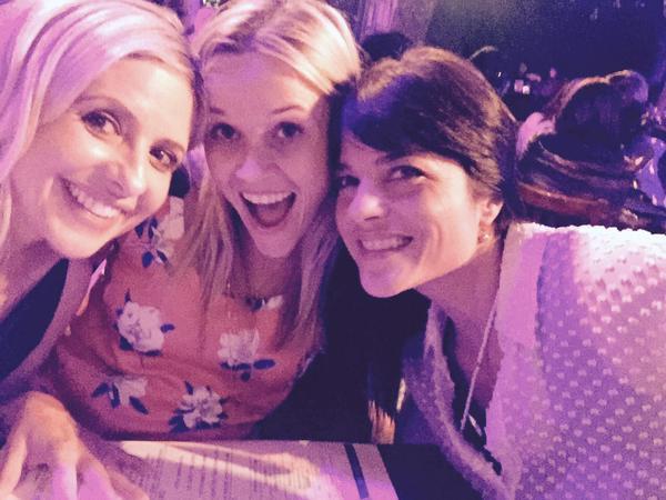 Sarah Michelle Gellar, Reese Witherspoon et Selma Blair : retour 16 ans en arrière avec un baiser mythique...