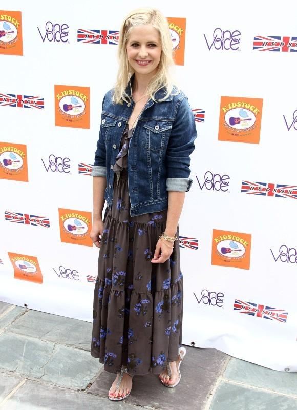 Sarah Michelle Gellar, Beverly Hills, 2 juin 2013.