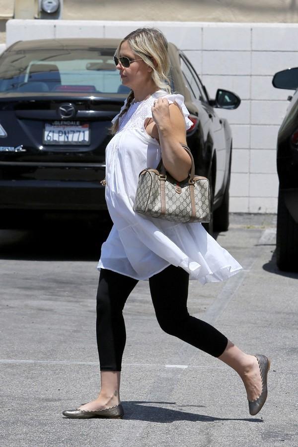 Sarah Michelle Gellar à Los Angeles le 2 août 2012