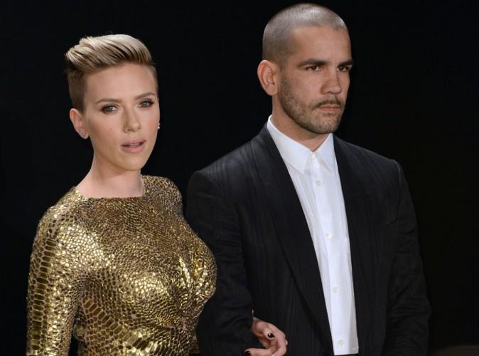 Scarlett Johansson : apparition exceptionnelle et divine avec son mari Romain Dauriac !
