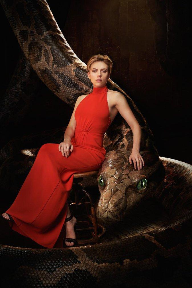 Photos : Scarlett Johansson, Idris Elba, Lupita Nyong'o : qui seront-ils dans le Livre de la jungle ?