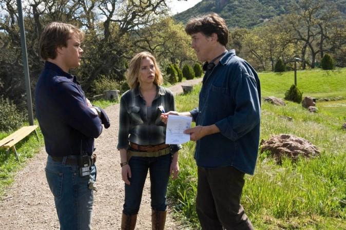 Dans l'histoire, Matt Damon a racheté un zoo en mauvais état...