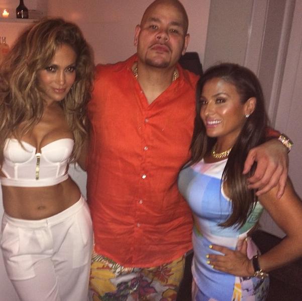 Jennifer Lopez et Fat Joe !