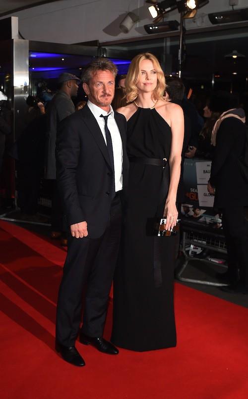 Photos : Sean Penn et Charlize Theron : détour glamour à Londres avant Paris !