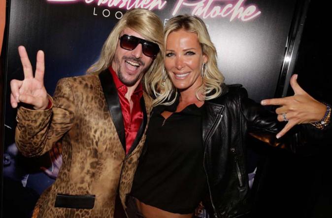 Sébastien Patoche : il célèbre la sortie de son nouvel album avec sa copine de featuring Ophélie Winter !