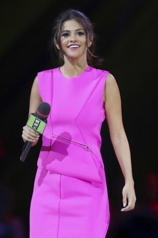 Photos : Selena Gomez : animatrice de toute beauté et engagée au We Day Vancouver !
