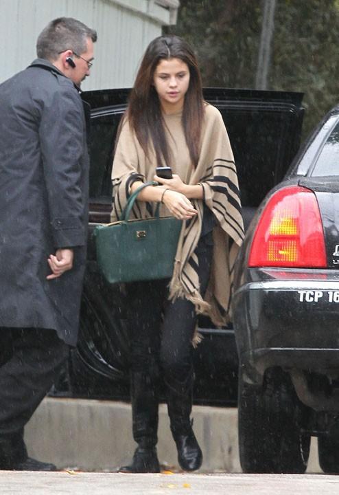 Selena Gomez à Los Angeles le 19 décembre 2013