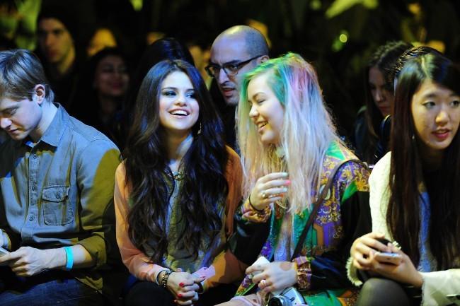 Selena Gomez le 6 février 2013 à New York