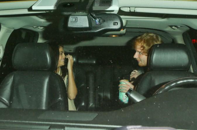 Selena Gomez : De sortie avec Ed Sheeran, elle tombe sur... Justin Bieber !