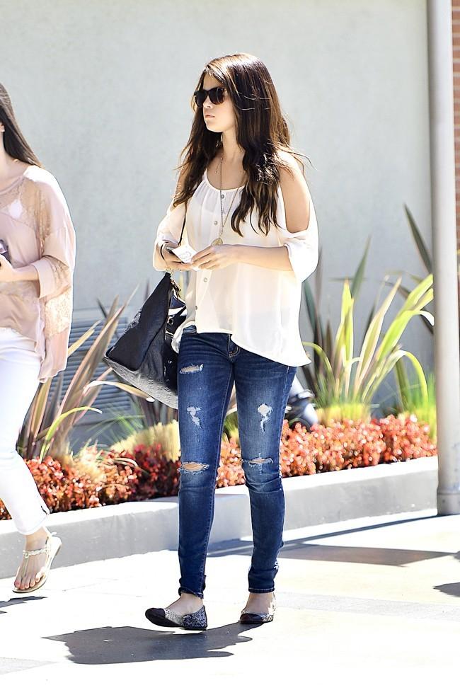 Selena Gomez, Los Angeles, 15 août 2012
