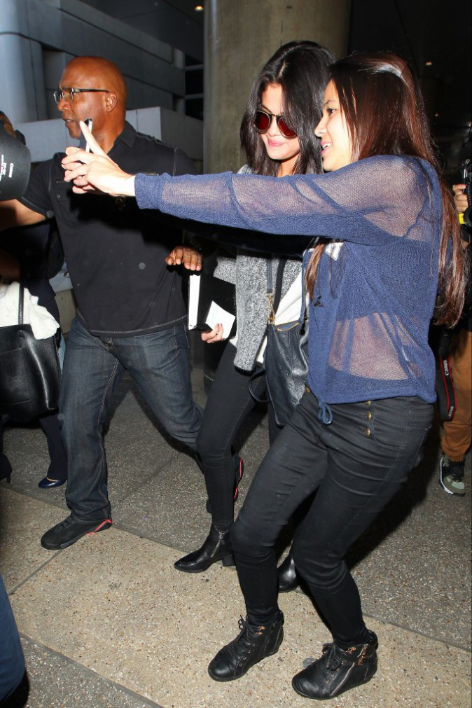 Selena Gomez le 12 mars 2015