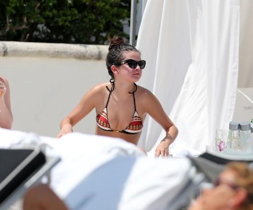 Selena Gomez, Miami, 9 mai 2013