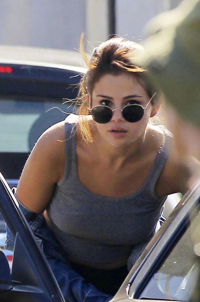 Selena Gomez a frôlé l'accident