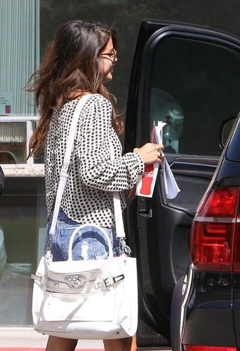 Selena Gomez à Los Angeles le 27 mars 2014
