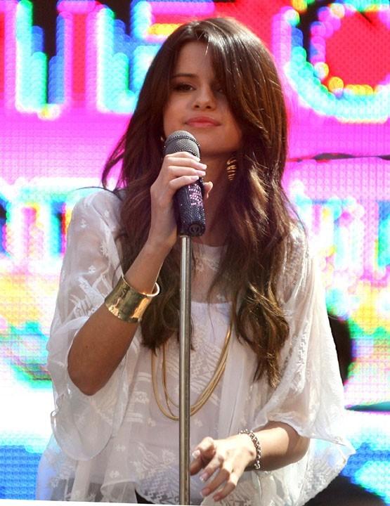 Épuisée par son boulot de pop star ?