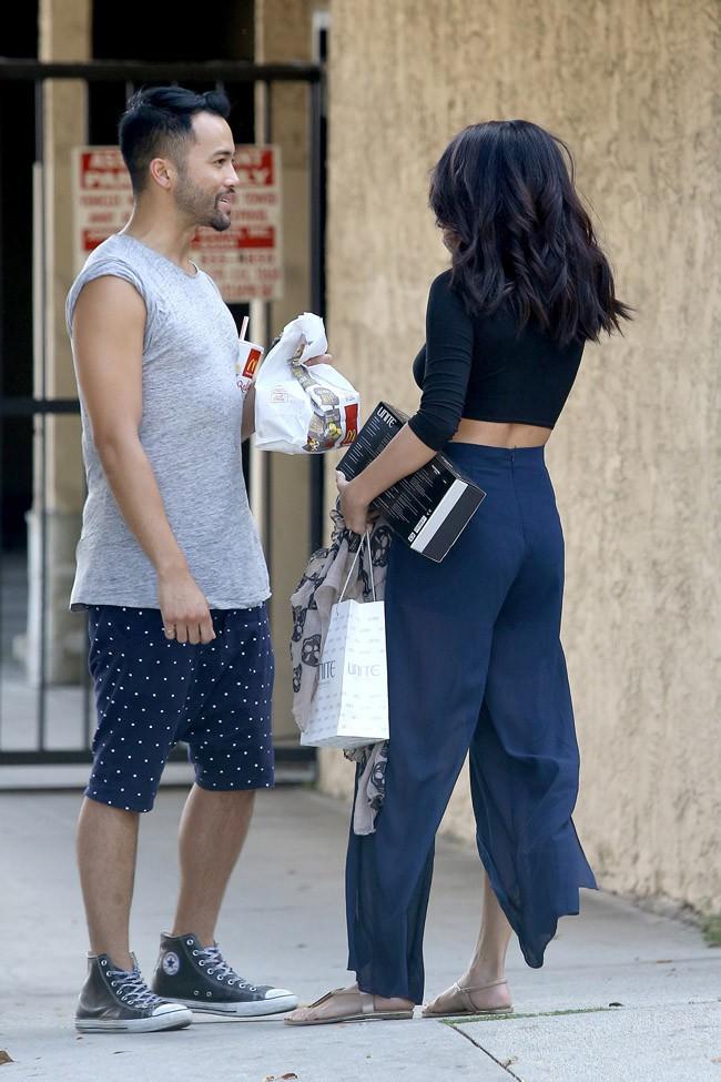 Selena Gomez à Los Angeles le 11 juin 2014