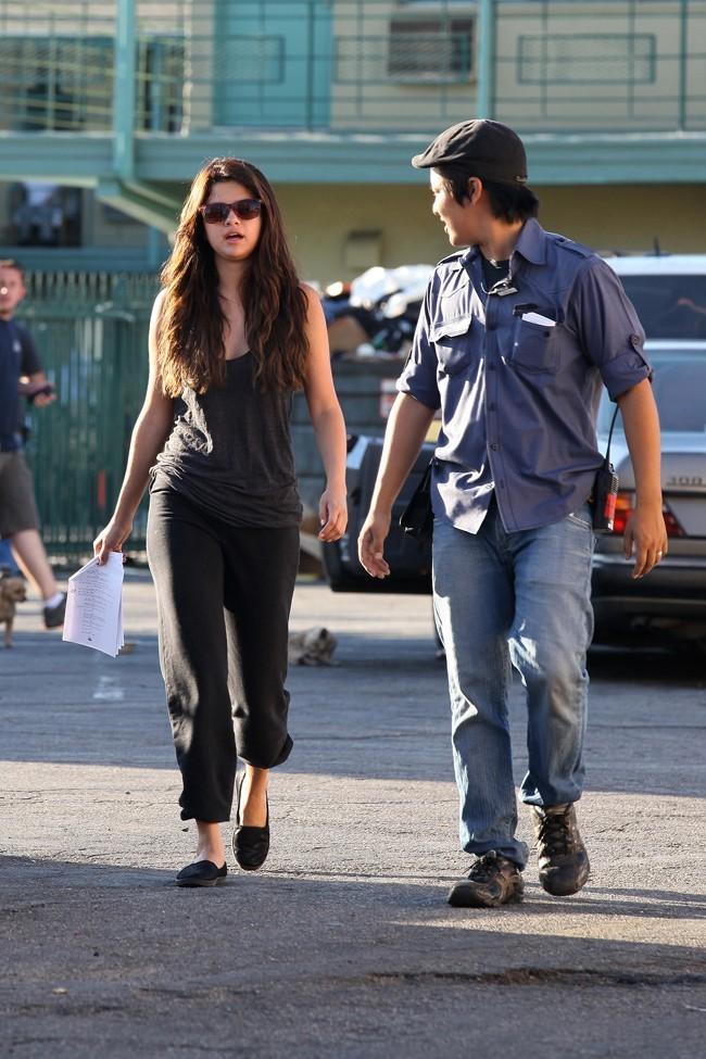 Selena Gomez le 6 août à Los Angeles