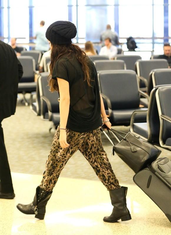Selena Gomez le 20 octobre 2012 à Los Angeles