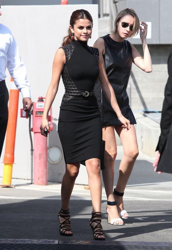 Selena Gomez se rend à la soirée des Young Hollywood Awards, le 1er août 2013.